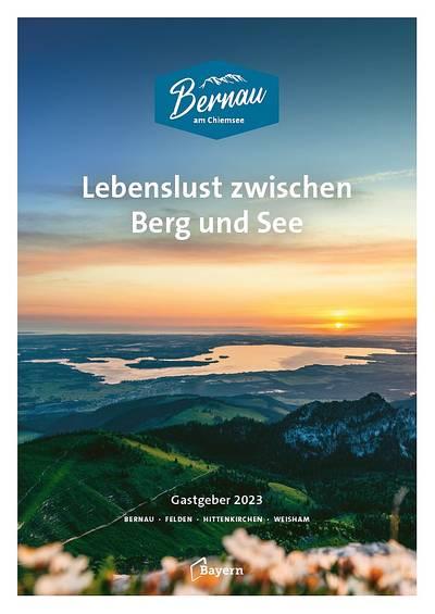Gastgeberverzeichnis Bernau 2019