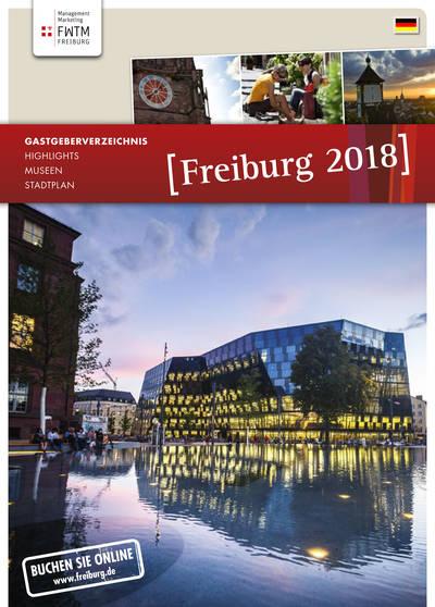 Freiburg Gastgeberverzeichnis 2018