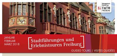 Freiburg offene Stadtführungen 2018