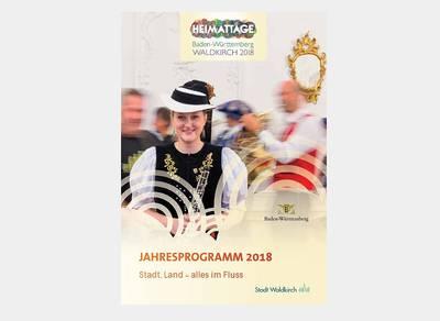 Heimattage Waldkirch Jahresprogramm 2018