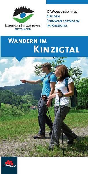 Wandern auf Fernwanderweg-Etappen im Kinzigtal