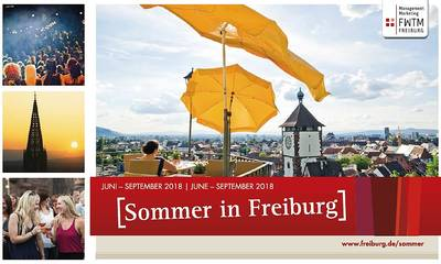 Sommer in Freiburg | Summer in Freiburg