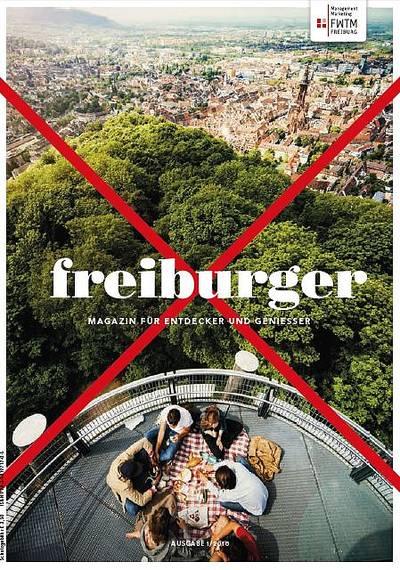 freiburger - Magazin für Entdecker und Genießer 2018