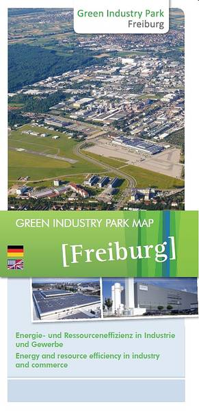 Green Industry Park Map