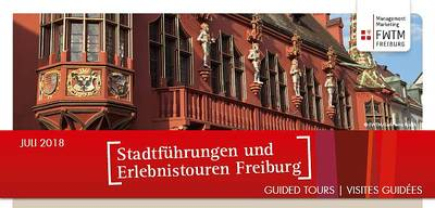 Guided City Tours july 2018