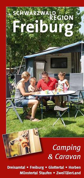 Schwarzwaldregion Freiburg - Camping & Caravan