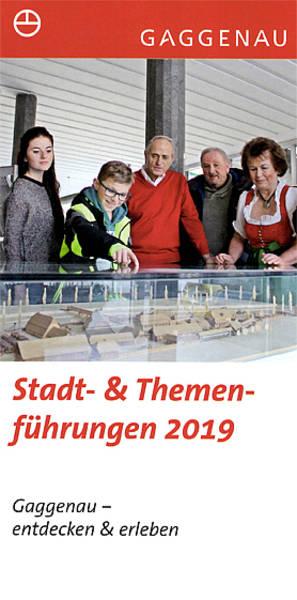 Stadt- & Themenführungen 2019
