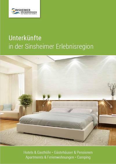 Unterkünfte in der Sinsheimer Erlebnisregion