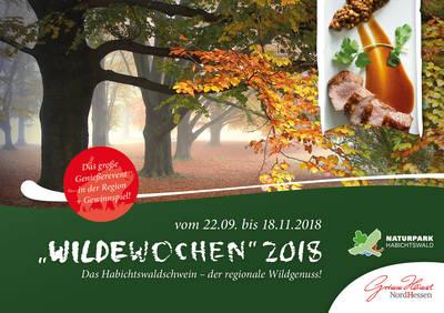 Wilde Wochen - Das Habichtswaldschwein! Von Natur aus gut.