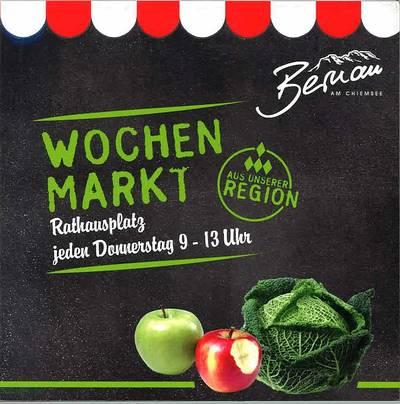 Bernauer Wochenmarkt