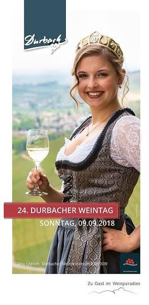 Durbacher Weintag 2018
