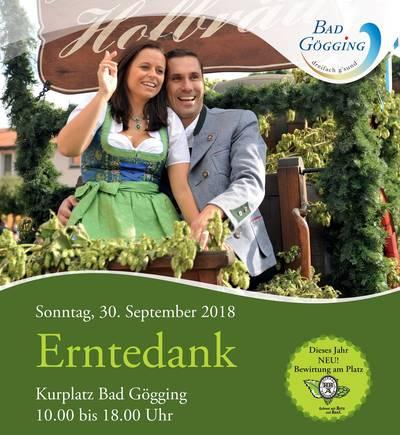 Erntedankfest in Bad Gögging 2018