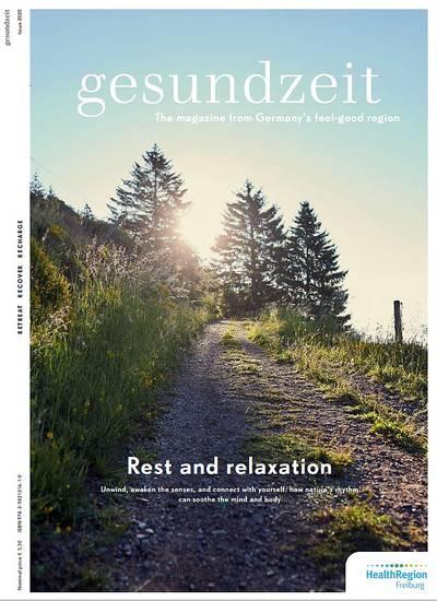 HealthRegion Freiburg - Magazine