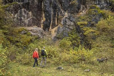 Rothaarsteig-Spur: Breitscheider Höhlentour