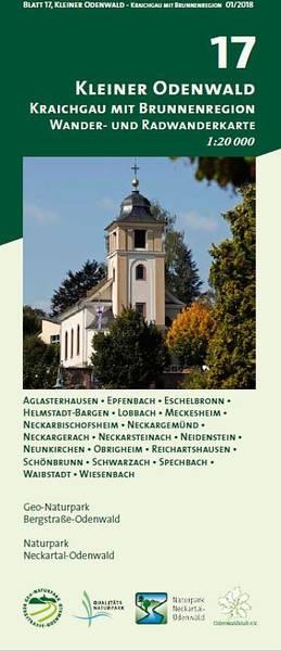 Kleiner Odenwald - Kraichgau mit Brunnenregion (8,90€)