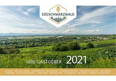 Bad Bellingen Gastgeberverzeichnis 2019/20