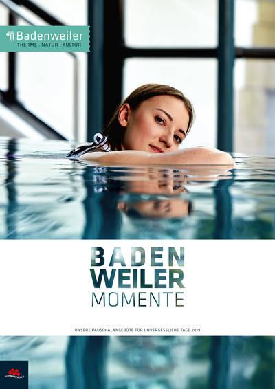 Badenweiler Pauschalenprospekt 2019