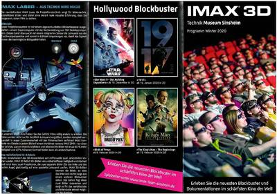 IMAX 3D_Programm Winter 2020