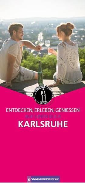 Karlsruhe auf einen Blick 2019