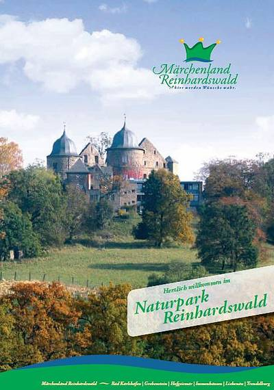 Märchenland Reinhardswald - Imagebroschüre