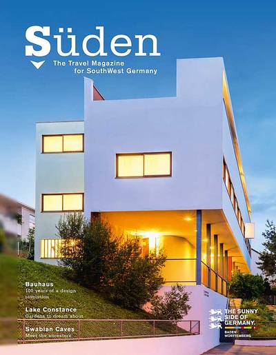 Süden - Art and Modern Architecture in SouthWest Germany