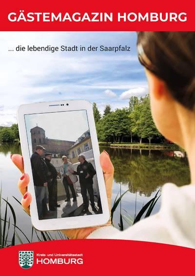 Gästemagazin Homburg