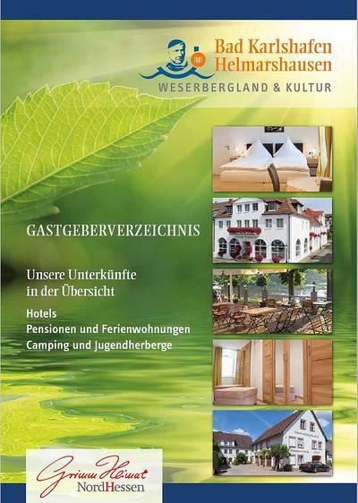 Gastgeberverzeichnis Bad Karlshafen