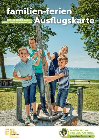 Familie Erlebniskarte Baden-Württemberg