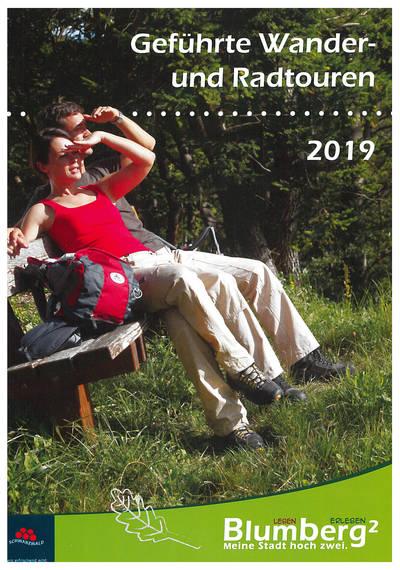 Geführte Wander- und Radtouren 2019