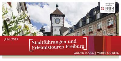 Guided City Tours Juni 2019