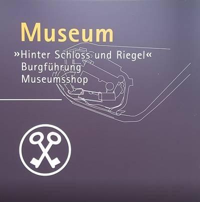 """Museum \""""Hinter Schloss und Riegel\"""""""