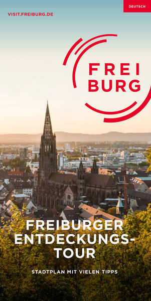 Freiburg Stadtplan