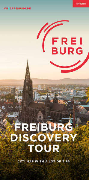 Freiburg City Map