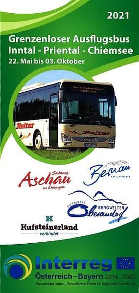 Grenzenloser Ausflugsbus