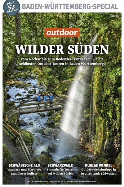 Outdoor-Spezial: Wilder Süden