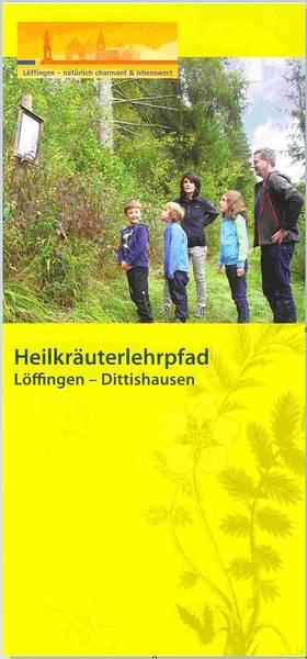 Heilkräuterlehrpfad Löffingen - Dittishausen