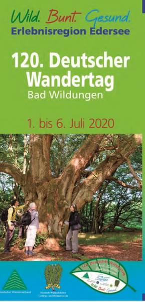 Wandertag in Bad Wildungen