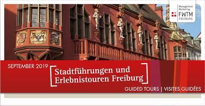 Offene Stadtführungen September 2019