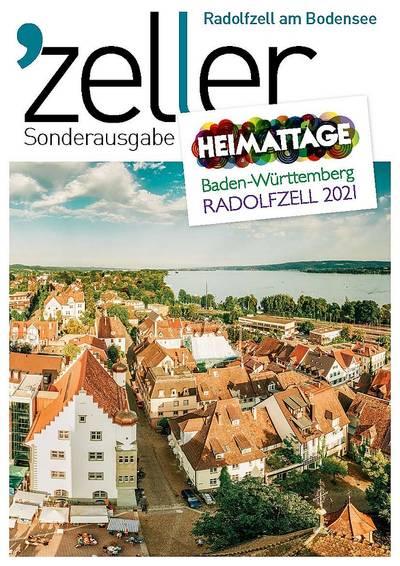 zeller Magazin Sonderausgabe Heimattage