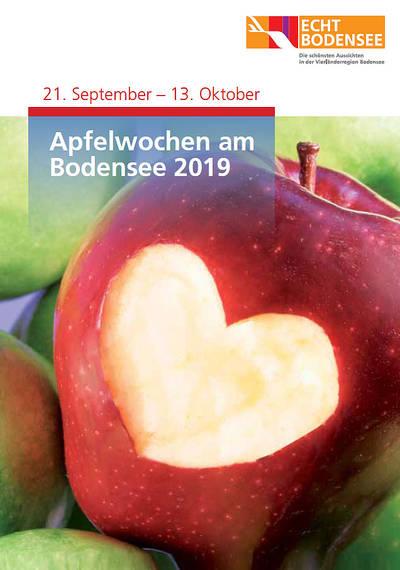 Apfelwochen am Bodensee 2019