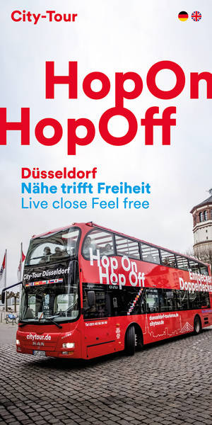 City Tour HopOn HopOff DE/EN