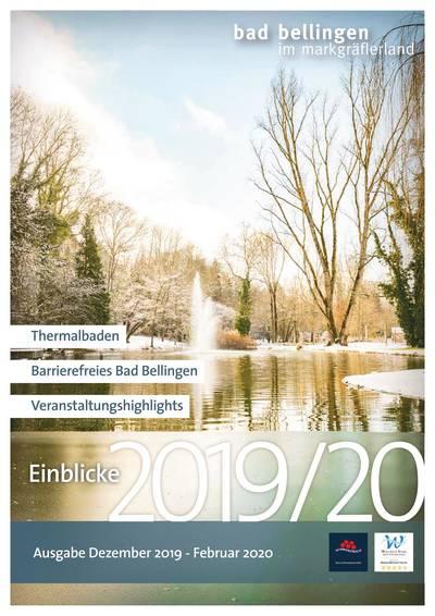 Einblicke 2019/20 - Dezember 2019 bis Februar 2020