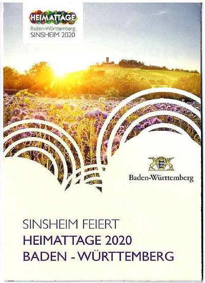 Heimattage 2020 Sinsheim feiert