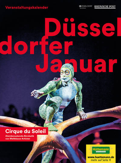 Veranstaltungskalender Düsseldorf (Januar 2020)