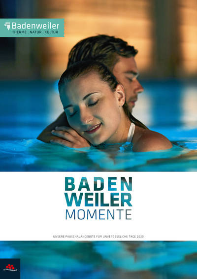 Badenweiler Pauschalenprospekt 2020