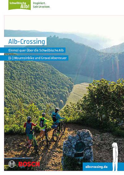 Alb-Crossing (E-) Mountainbike Abenteuer