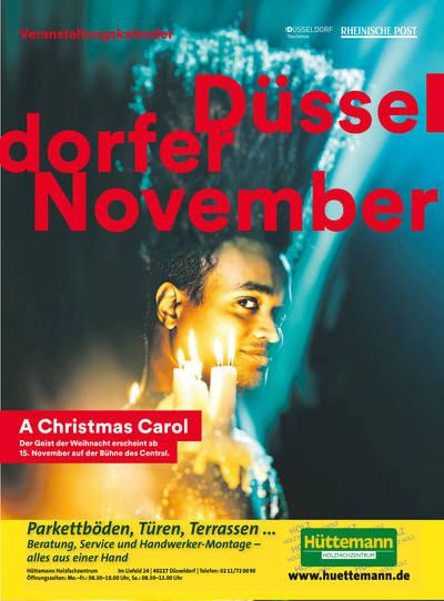 Veranstaltungskalender Düsseldorf (Februar 2020)
