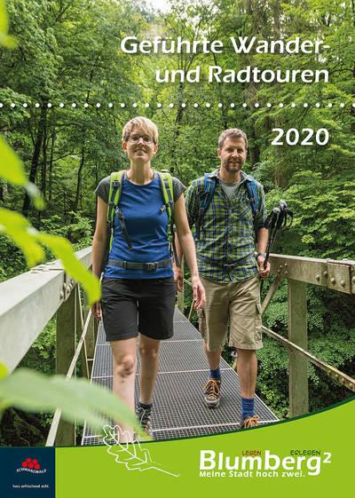 Geführte Wander- und Radtouren in Blumberg 2020