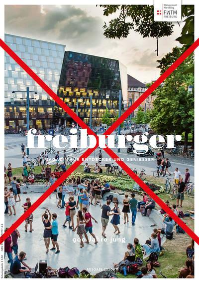 freiburger - Magazin für Entdecker und Genießer 2020