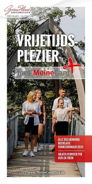 Uw persoonlijke voordeelkaart MeineCardPlus (NL)